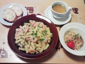 2013.04.23 お夕飯