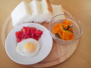 2013.04.26 朝ご飯