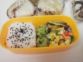 2013.04.29 お昼ご飯