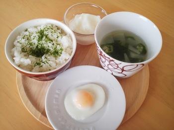 2013.05.01 朝ご飯