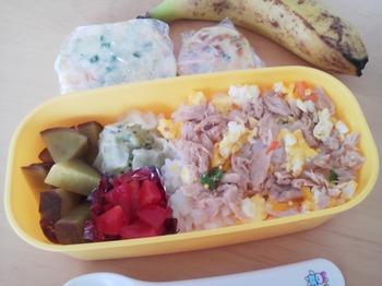 2013.05.01 お昼ご飯