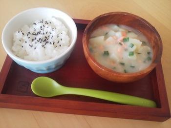 2013.05.03 朝ご飯