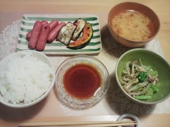 2013.05.11 お夕飯