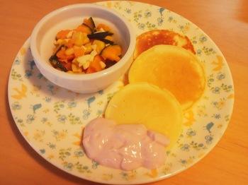 2013.05.11 朝ご飯