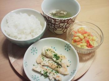 2013.05.13 お夕飯