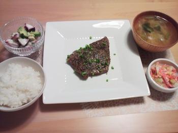 2013.05.15 お夕飯