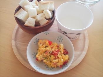 2013.05.22 朝ご飯