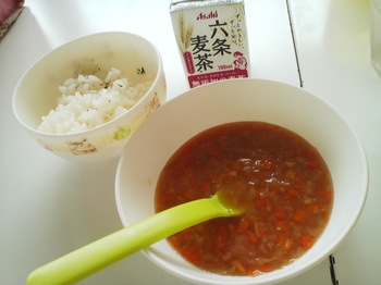 2013.05.30 お昼ご飯