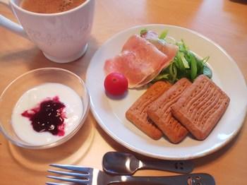 2013.05.30 朝ご飯