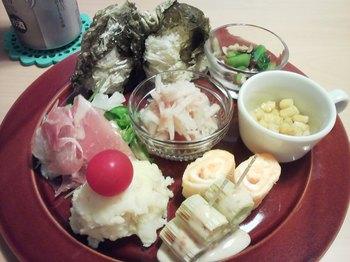2013.05.31 お夕飯