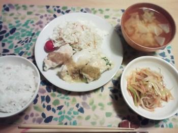 2013.06.13 お夕飯