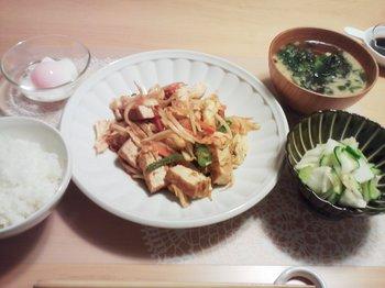 2013.06.18 お夕飯