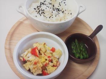 2013.06.25 朝ご飯