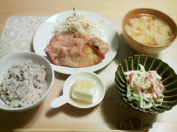 2013.06.27 お夕飯