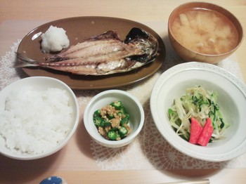 2013.07.02 お夕飯