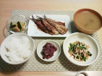 2013.07.03 お夕飯