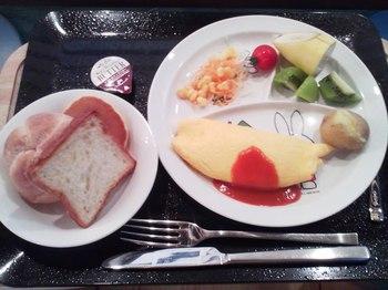 2013.07.06 朝ご飯