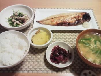 2013.07.07 お夕飯