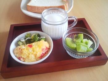 2013.07.12 朝ご飯