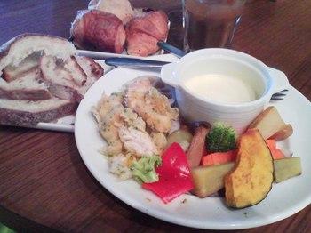2013.07.15 お昼ご飯