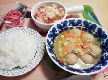 2013.07.18 お夕飯