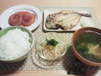 2013.07.21 お夕飯
