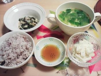 2013.07.22 お夕飯