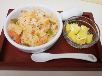 2013.07.28 お昼ご飯