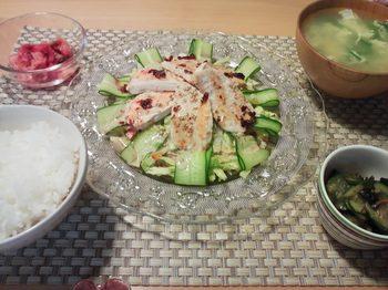 2013.07.31 お夕飯