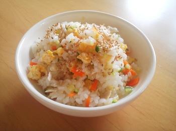 2013.08.01 お昼ご飯