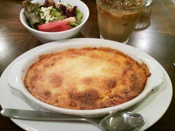 MAISON ICHI_マッシュポテトとひき肉のオーブン焼き