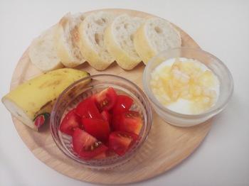 2013.08.05 朝ご飯