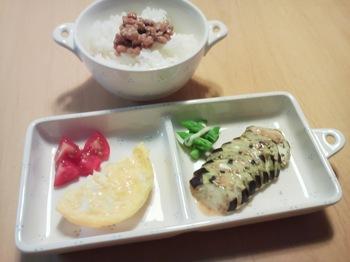 2013.08.05 お夕飯