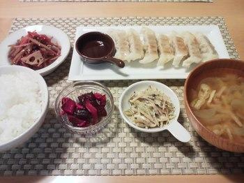 2013.08.08 お夕飯