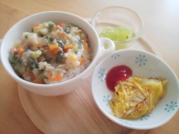 2013.08.10 お昼ご飯