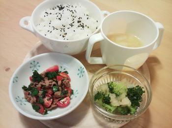 2013.08.10 お夕飯