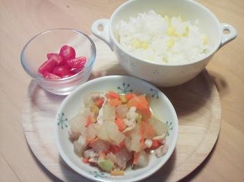 2013.08.11 お夕飯