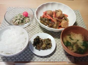2013.08.20 お夕飯