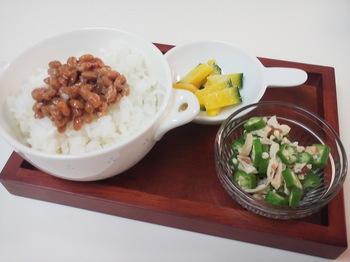 2013.08.21 お昼ご飯