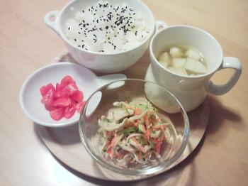 2013.08.22 お夕飯