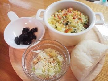 2013.08.25 お昼ご飯