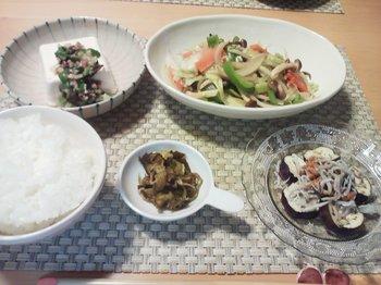 2013.08.27 お夕飯