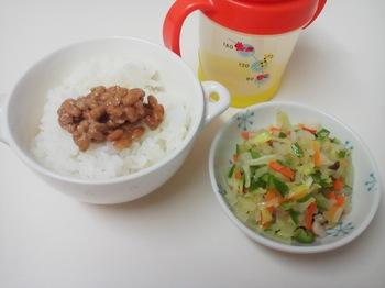 2013.08.28 お昼ご飯