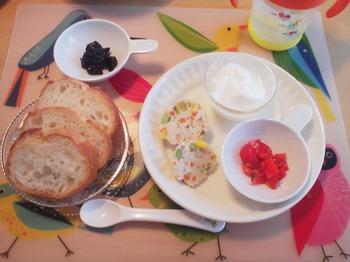 2013.08.31 お昼ご飯