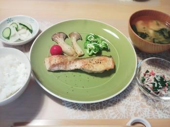 2013.09.04 お夕飯