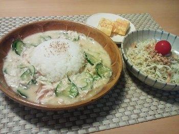2013.09.05 お夕飯