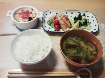 2013.10.10 お夕飯
