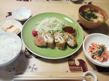 2013.10.13 お夕飯