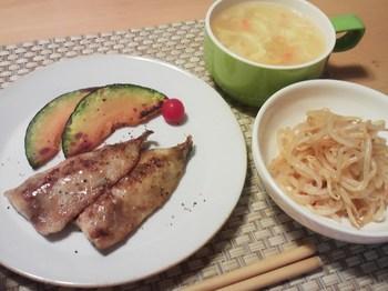 2013.10.17 お夕飯