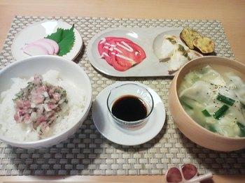 2014.10.24 お夕飯